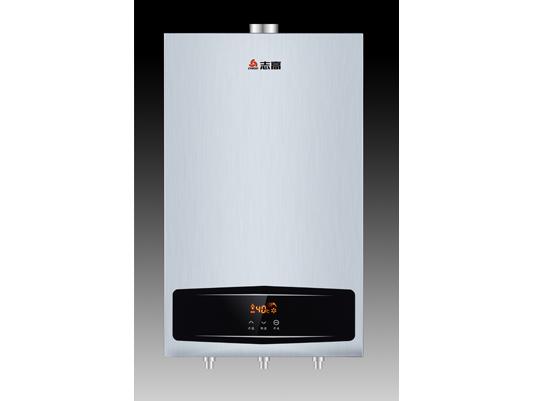 志高智能安全保护强排燃气热水器